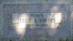 Jessie Ada <I>Stanton</I> Barnes