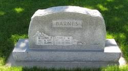 Martha Amelia <I>Jones</I> Barnes