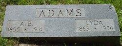 Absalom B. Adams
