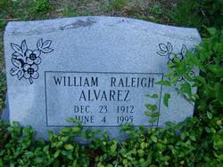 William Raleigh Alvarez
