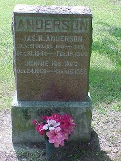 Jennie Anderson