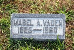 Mabel Lee <I>Anderton</I> Vaden