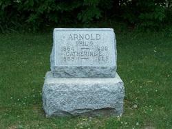 Catherine E. <I>Kaster</I> Arnold