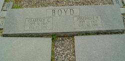 Clarence C Boyd