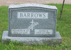 Aline R Barrows