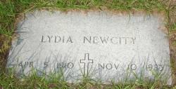 Lydia <I>Krebbs</I> Newcity
