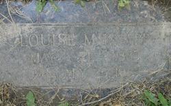 Louise M. Knapp