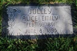 Alice Emily Jolley