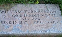 Pvt William Madden Turnbeaugh