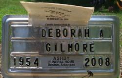 Deborah <I>Fletcher</I> Gilmore