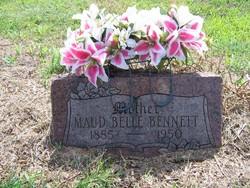 Maude Belle Bennett