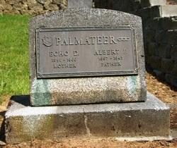 Albert Franklin Palmateer