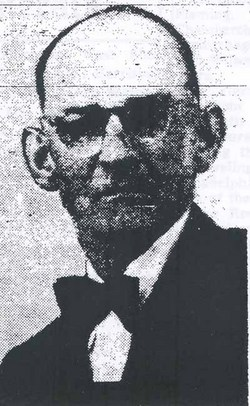 Thornton Darus Trout, Sr