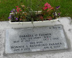 Bonnie L. <I>Rushford</I> Farmer
