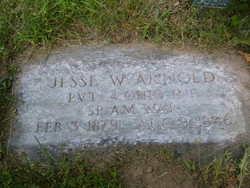 Jesse W Arnold