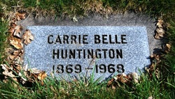 Carrie Belle Huntington