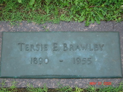 Tersie Elquiva <I>Gleghorn</I> Brawley