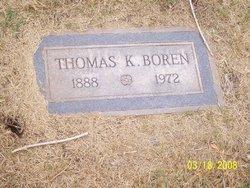 Thomas K Boren