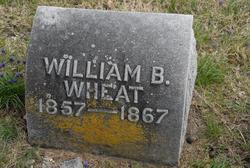 William Bailey Wheat