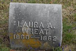 Laura A Wheat