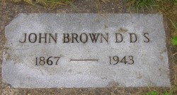 Dr John Brown