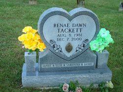 Renae Dawn Tackett
