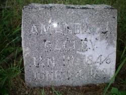 Amanda <I>James</I> Bagley