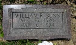 William R Bunn