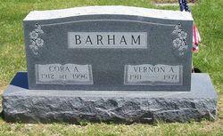 Vernon A. Barham