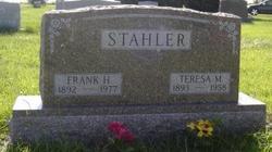 Teresa M. <I>Wolf</I> Stahler