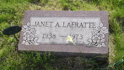 Janet A Lafratte