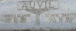 George Baxter Auvil