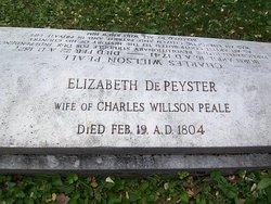 Elizabeth <I>DePeyster</I> Peale
