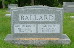 Dallas <I>Lee</I> Ballard