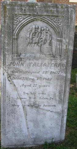 John Taliaferro