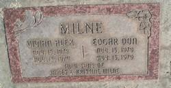 Vivian Alex Milne