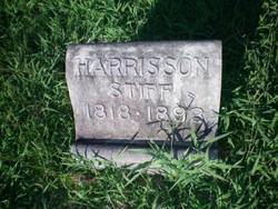 Pvt Harrisson Stiff
