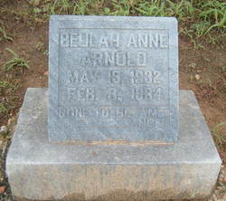 Beulah Anne Arnold