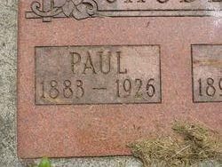 """Pavel """"Paul"""" <I>Czudek</I> Chudek"""