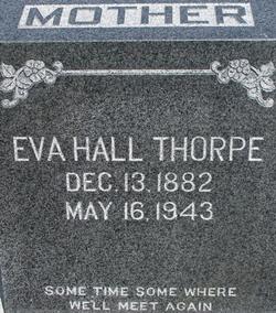 Eva Hall Thorpe