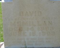 David Mcmillan