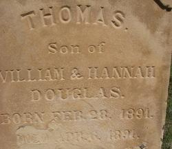 Thomas K Douglas