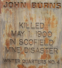 John (Martin) Burns