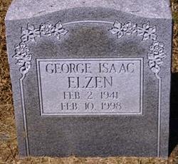 George Isaac Elzen, Jr