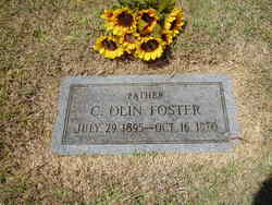 Clarence Olin Foster