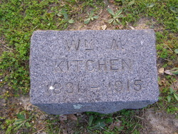 William Anthony Kitchen