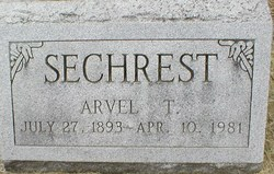 Arvel Theron Sechrest