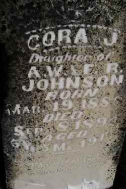 Cora J Johnson