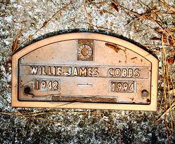 Willie James Cobbs