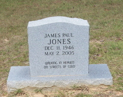James Paul Jones